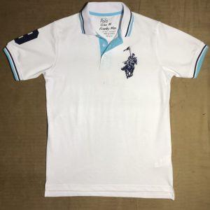 Áo-thun-nam-Polo-Franky-Max-cổ-bẻ-tay-ngắn-màu-trắng-size-M-chính-hãng