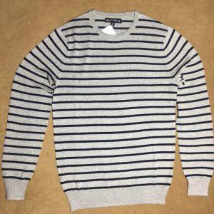 Áo-thun-nam-hiệu-J.Crew-100-cotton-cổ-tròn-tay-dài-màu-xám-sọc-đen-size-XS-chính-hãng