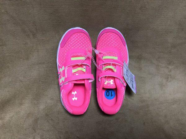 Giày-thể-thao-bé-trai-bé-gái-màu-hồng-size-US-10