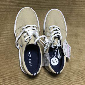 Giày-thể-thao-bé-trai-hiệu-Nautica-màu-nâu-đất-đen-size-US-13-chính-hãng
