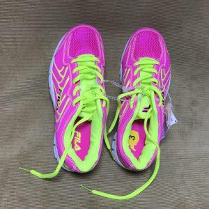 Giày-thể-thao-trẻ-em-hiệu-Fila-màu-hồng-size-US-3-size-US-12