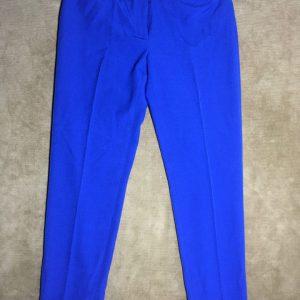 Quần-tây-công-sở-ống-ôm-nữ-có-túi-kiểu-sau-hiệu-Anne-Klein-màu-xanh-da-trời-size2-chính-hãng