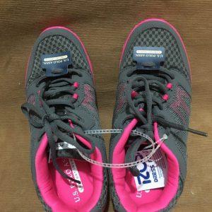 Giày-thể-thao-nữ-hiệu-U.S.POLO-ASSN-màu-xám-viền-hồng-size-US-6-chính-hãng