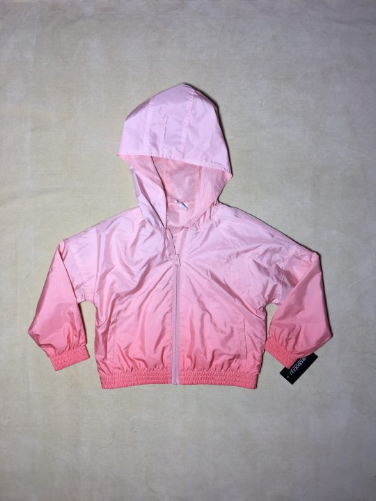 Áo-khoác-trùm-đầu-dài-tay-trẻ-em-màu-hồng-phấn-hiệu-ideology-size-6-chính-hãng-hàng-mỹ.