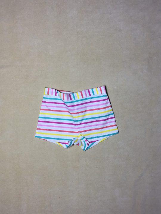 Quần-đùi-baby-cotton-sọc-ngang-nhiều-màu-hiệu-Kids-size-3T-hàng-xách-tay-mỹ