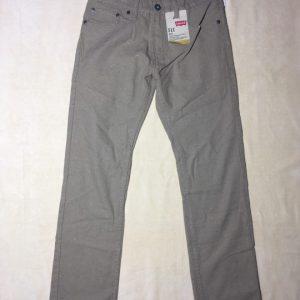 Quần-jeans-dài-cotton-nữ-hiệu-Levi's-slim-fit-màu-xám-size-14-chính-hãng-trước