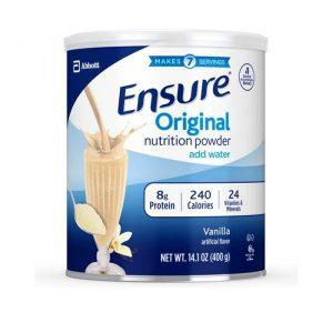 sữa-bột-ensure-mỹ-400g-hương-vani