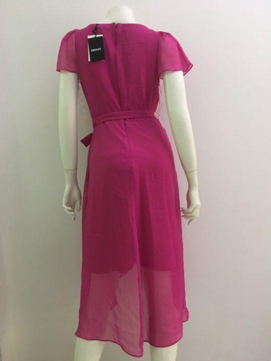 Đầm-nữ-công-sở-dự-tiệc-dạo-phố-vài-voan-cao-cấp-cổ-tim-màu-tím-hiệu-DKNY-size-2-hàng-xách-tay-mỹ-1