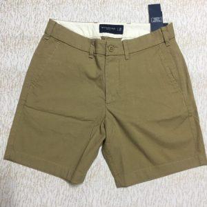 Quần-short-nam-hiệu-AbercrombieFitch-bằng-cotton-màu-nâu-đất-size-28-29-30-hàng-xách-tay-mỹ-1