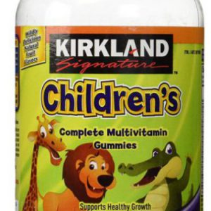 Keo-deo-bo-sung-Vitamin-cho-tre-em-Kirkland-Signature-Childrens-Complete-Multivitamin-Gummies-160-vien-hang-xach-tay-my