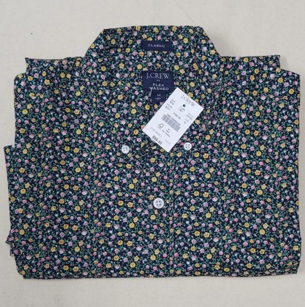 Ao-so-mi-nam-tay-ngan-co-be-cotton-cao-cap-kieu-classic-hieu-J.CREW-size-M-2-1