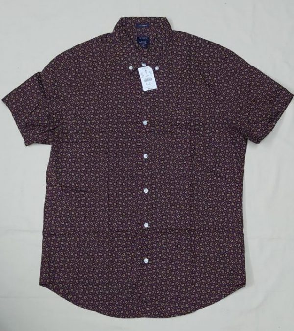 Ao-so-mi-nam-tay-ngan-co-be-cotton-cao-cap-kieu-classic-hieu-J.CREW-size-M-4