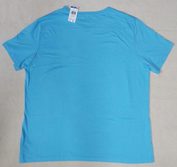 Ao-thun-nam-co-tim-cotton-tay-ngan-mau-xanh-hieu-Ralph-Lauren-size-XL-chinh-hang-hang-my-2