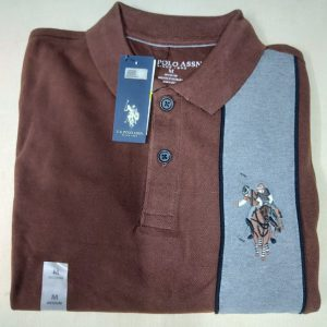 Ao-thun-polo-nam-U.S.-Polo-Assn-form-regular-cotton-co-be-ngan-tay-mau-nau-size-SM-chinh-hang-hang-my