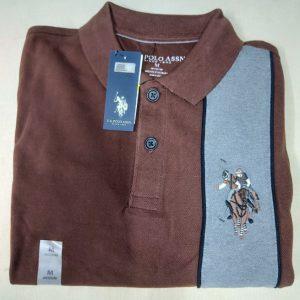 Ao-thun-polo-nam-U.S.-Polo-Assn-form-regular-cotton-co-be-ngan-tay-mau-nau-size-SM-chinh-hang-hang-my