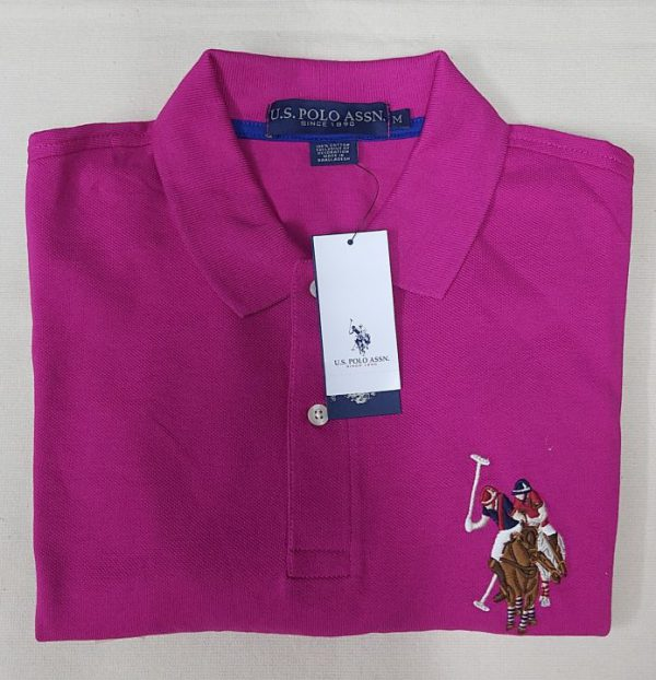 Ao-thun-polo-nam-U.S.-Polo-Assn-form-regular-cotton-co-be-ngan-tay-mau-tim-size-SM-chinh-hang-hang-my