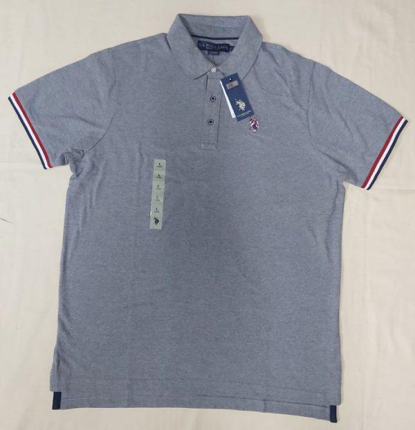 Ao-thun-polo-nam-U.S.-Polo-Assn-form-regular-cotton-co-be-ngan-tay-mau-xam-size-L-chinh-hang-hang-my-1