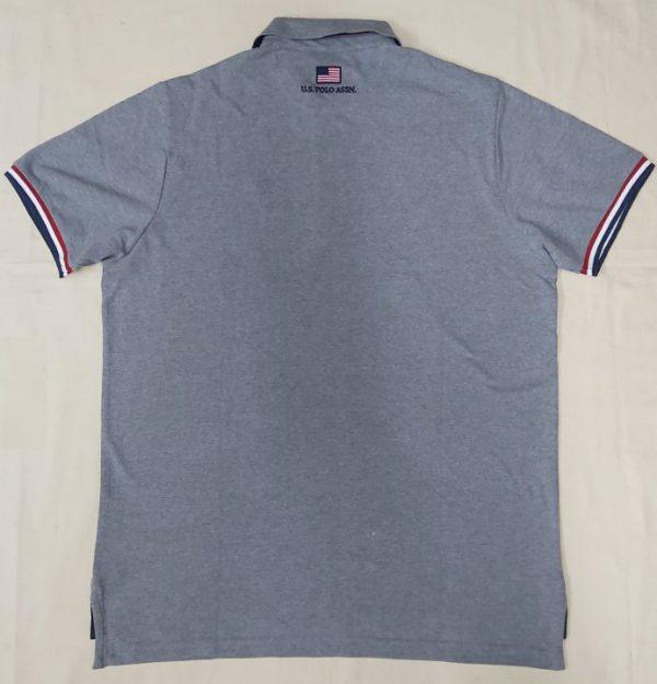 Ao-thun-polo-nam-U.S.-Polo-Assn-form-regular-cotton-co-be-ngan-tay-mau-xam-size-L-chinh-hang-hang-my-2