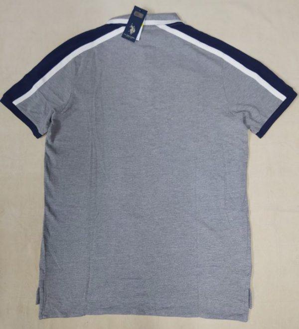 Ao-thun-polo-nam-U.S.-Polo-Assn-form-regular-cotton-co-be-ngan-tay-mau-xam-size-M-chinh-hang-hang-my-2