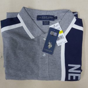 Ao-thun-polo-nam-U.S.-Polo-Assn-form-regular-cotton-co-be-ngan-tay-mau-xam-size-M-chinh-hang-hang-my