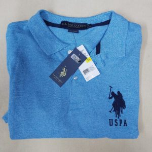 Ao-thun-polo-nam-U.S.-Polo-Assn-form-regular-cotton-co-be-ngan-tay-mau-xanh-size-M-chinh-hang-hang-my