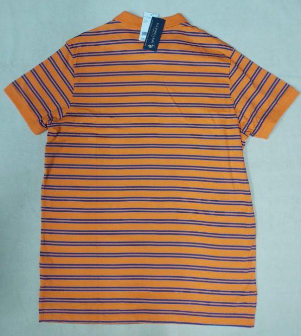Ao-thun-polo-nam-U.S.-Polo-Assn-cotton-slim-fit-co-be-ngan-tay-mau-cam-soc-ngang-xanh-size-L-chinh-hang-hang-my-2