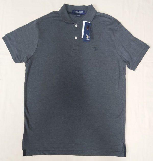Ao-thun-polo-nam-U.S.-Polo-Assn-slim-fit-luxury-feel-cotton-co-be-ngan-tay-mau-xam-long-chuot-size-M-chinh-hang-hang-my-1